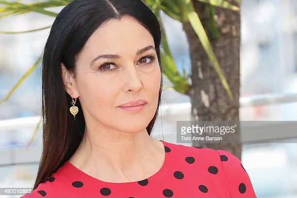 Monica Bellucci attends 'The Wonders' photocall at the 67th Annual Cannes Film Festival on May 18 2014 in Cannes France
