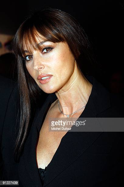 Monica Bellucci attends 'Tyen 30 Years of Creation' cocktail celebration at Palais de Tokyo on September 28 2009 in Paris France