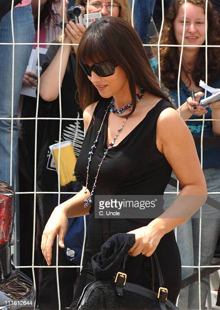 Monica Bellucci during 2006 Cannes Film Festival Seen Around Cannes Day 3 in Cannes France