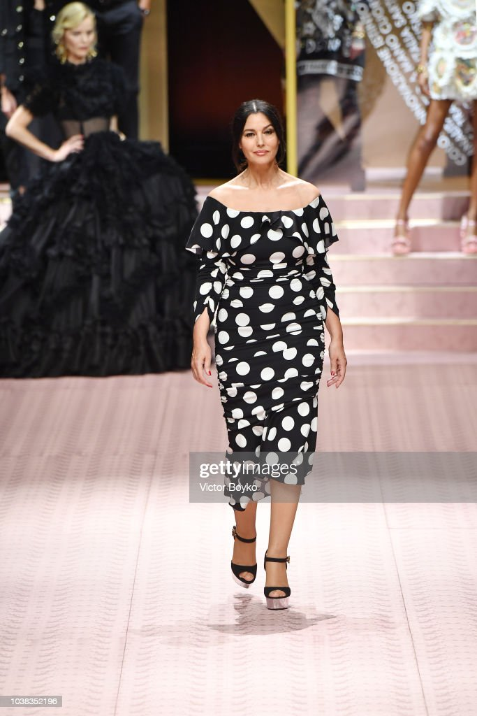 Dolce & Gabbana - Runway - Milan Fashion Week Spring/Summer 2019