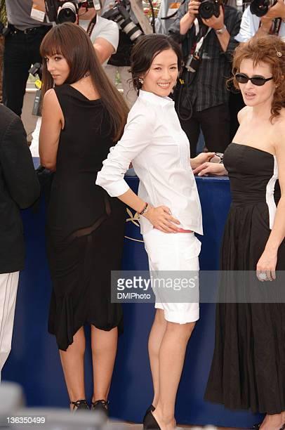 Monica Bellucci Ziyi Zhang and Helena Bonham Carter