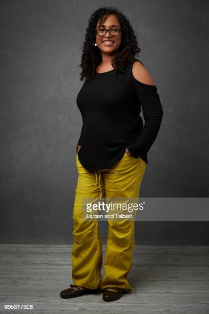 Monica Breen of NBC's 'Midnight Texas' isphotographed Entertainment Weekly Magazine on June 9 2017 in Austin Texas
