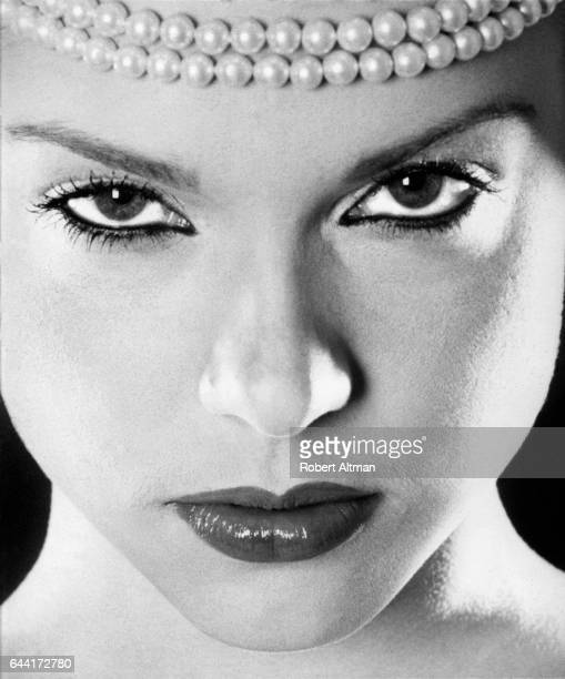 Monica Clemens poses for a portrait during The Alternative Media Conference on June 1720 1970 at Goddard College in Plainfield Vermont