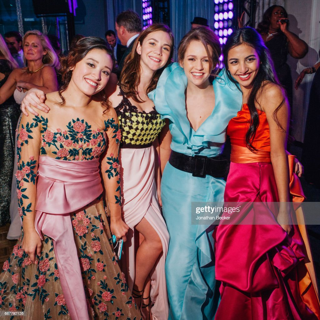 Bal des Debutantes, Vanity Fair, March 2017 : News Photo