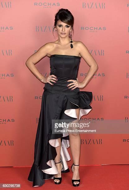 Monica Cruz attends Harper's Bazaar Flamenco Christmas Party in honor to USA ambassador James Costos and interior designer Michael Smith on December...