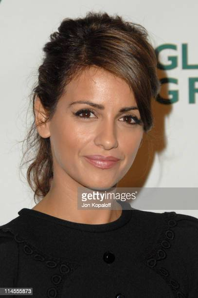 Monica Cruz during Global Green USA 2007 PreOscar Celebration to Benefit Global Warming Arrivals at The Avalon in Hollywood California United States