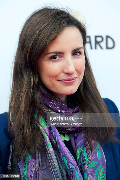 Monica de Tomas attends VIP Arte Taurino Tour photocall at Espacio del Arte y La Cultura on May 15 2013 in Madrid Spain