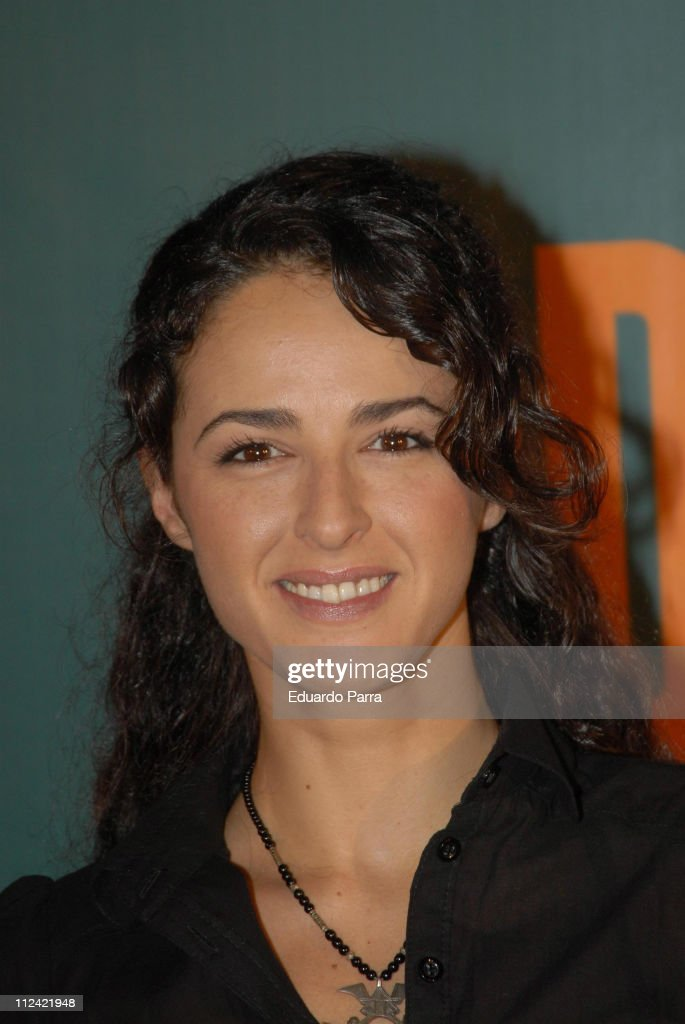 Monica Estarreado during 'Cinema Days' Madrid Premiere at Kinepolis in Madrid, Spain.