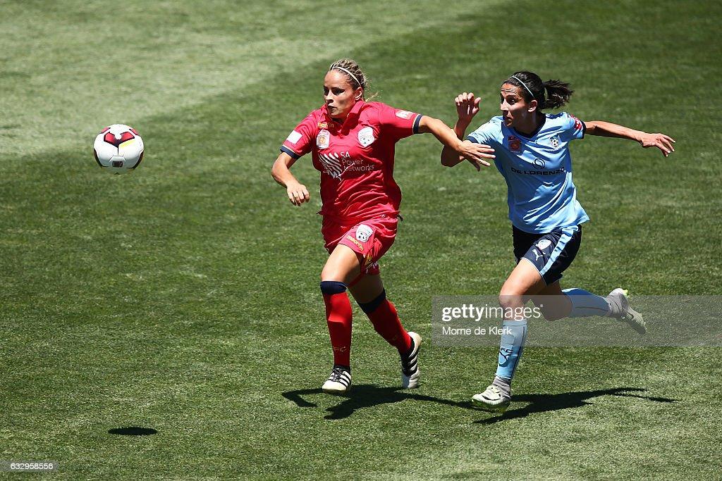 W-League Rd 14 - Adelaide v Sydney