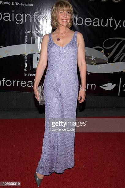 Monica Horan during 31st Annual American Women in Radio Television Gracie Allen Awards Red Carpet at Marriot Marquis in New York City New York United...