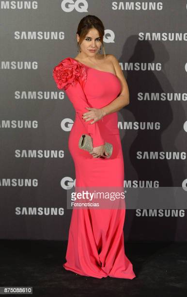 Monica Hoyos attends the 2017 'GQ Men of the Year' awards at The Palace Hotel on November 16 2017 in Madrid Spain
