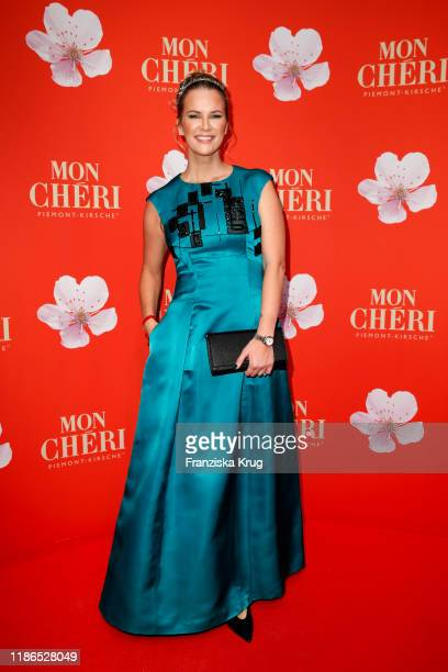 Monica Ivancan during the Mon Cheri Barbara Tag at Isarpost on December 4 2019 in Munich Germany