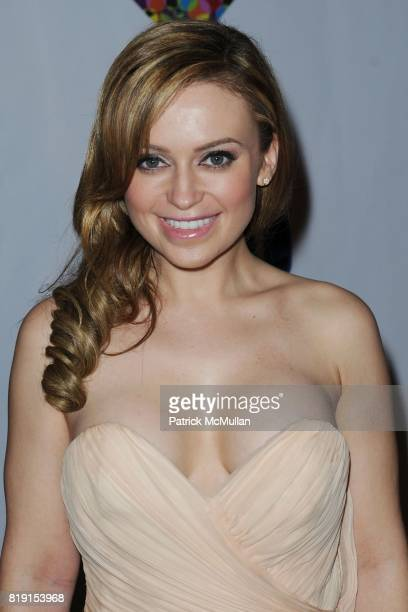 Monica Keena attends A Night Of 100 Stars at Beverly Hills Hotel on March 7 2010 in Beverly Hills California