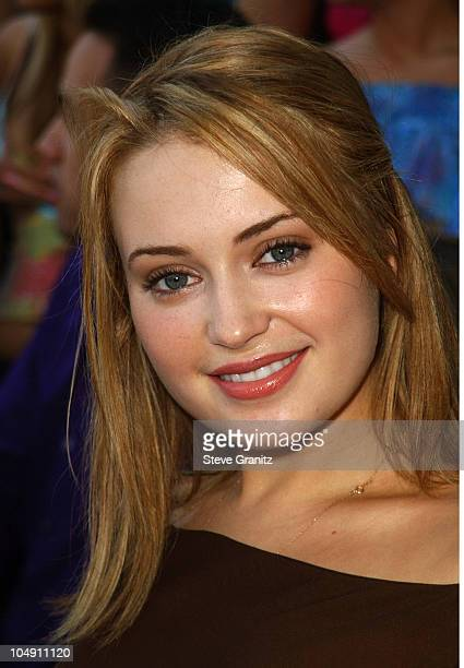 Monica Keena during 2001 Teen Choice Awards Arrivals at Universal Amphitheater in Universal City California United States