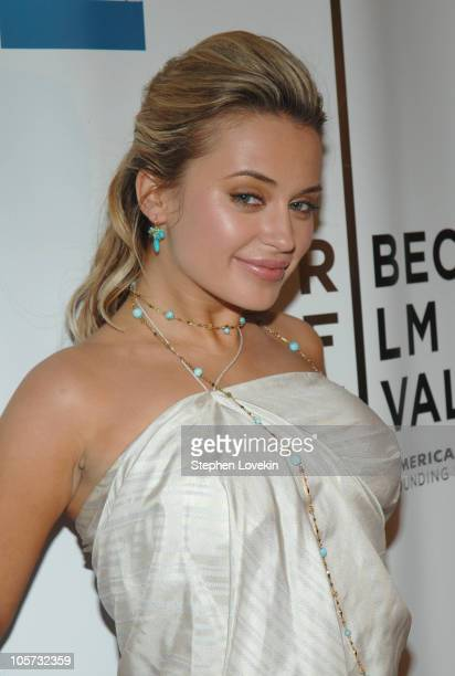 Monica Keena during 4th Annual Tribeca Film Festival 'Long Distance' Premiere at Regal Cinemas Tribeca in New York City New York United States