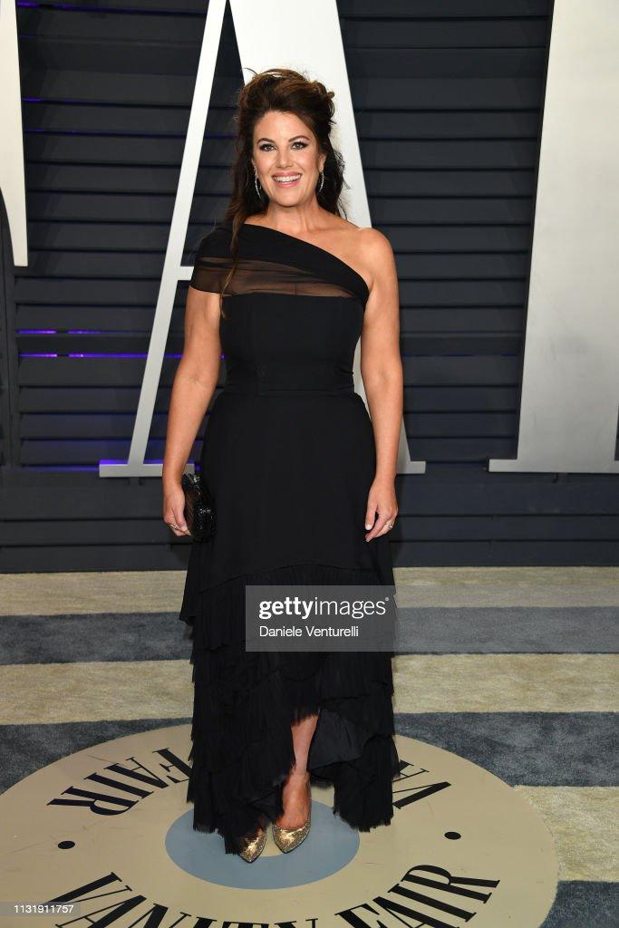 2019 Vanity Fair Oscar Party Hosted By Radhika Jones - Arrivals : News Photo