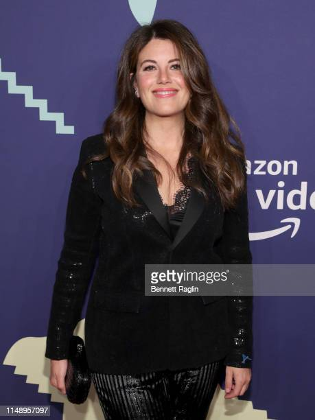 Monica Lewinsky attends the 2019 Webby Awards at Cipriani Wall Street on May 13 2019 in New York City