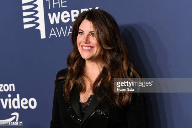 Monica Lewinsky attends The 23rd Annual Webby Awards on May 13, 2019 in New York City.