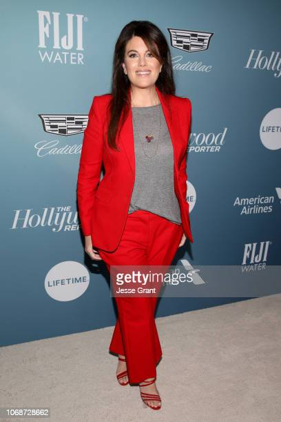 Monica Lewinsky attends The Hollywood Reporter's Power 100 Women In Entertainment at Milk Studios on December 5, 2018 in Los Angeles, California.