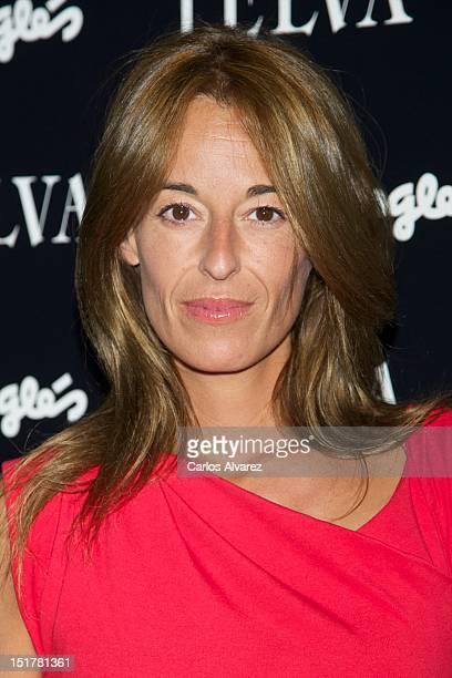 Monica Martin Luque attends Que Llevar Ahora documentary presentation on September 11 2012 in Madrid Spain