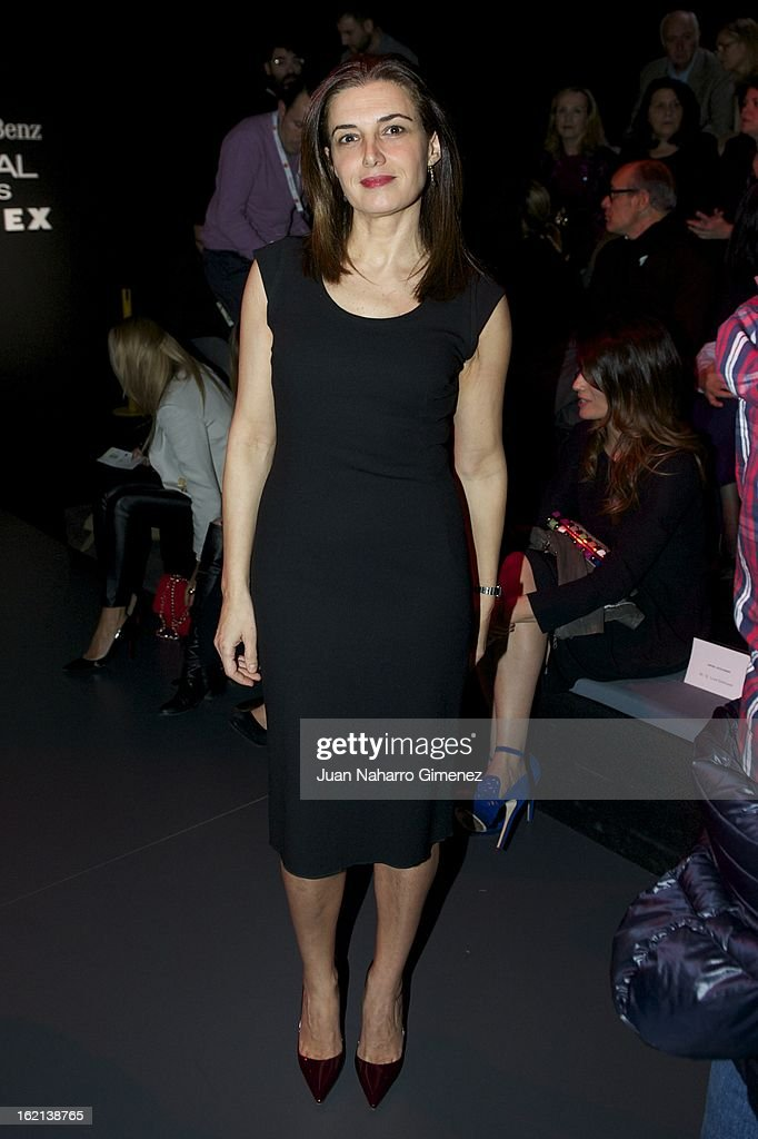 Mercedes Benz Fashion Week Madrid Fall/Winter 2013/14 - Celebrities Day 2