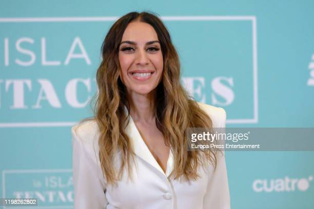 Monica Naranjo attends 'La isla de las tentaciones' presentation on January 08 2020 in Madrid Spain