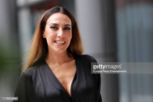 Monica Naranjo attends 'Monica y el sexo' presentation at Mediaset Espana on September 16 2019 in Madrid Spain