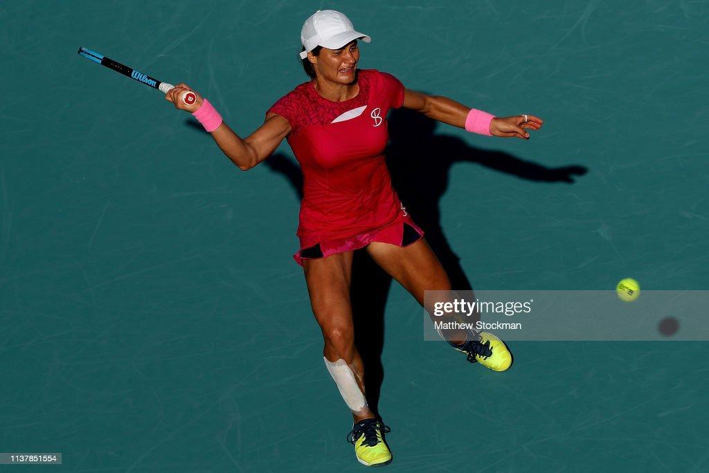 Miami Open 2019 - Day 6 : News Photo