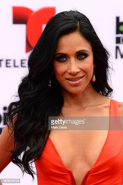 Monica Noguera attends the 2013 Billboard Mexican Music Awards held at the Dolby Theatre on October 9 2013 in Hollywood California