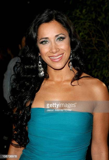 Monica Noguera during El Premio de la Gente Latin Music Fan Awards 2005 Red Carpet at The Forum in Los Angeles California United States