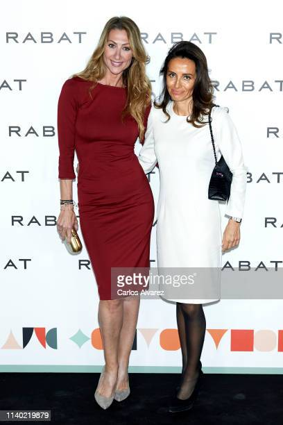 Monica Pont attends Rabat's Jewelry new collection presentation at Bless Hotel on April 03 2019 in Madrid Spain