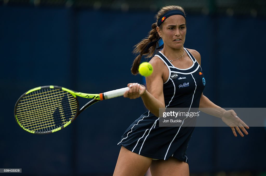 WTA Aegon Open Nottingham - Day 6 : News Photo