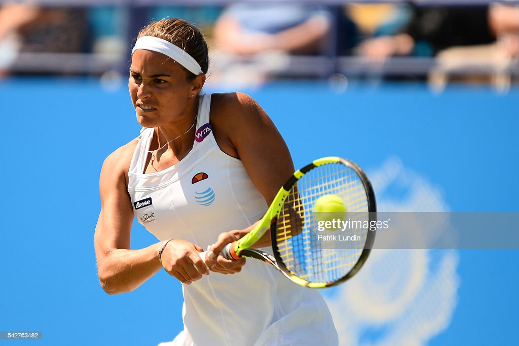 Aegon International - Day Six : News Photo