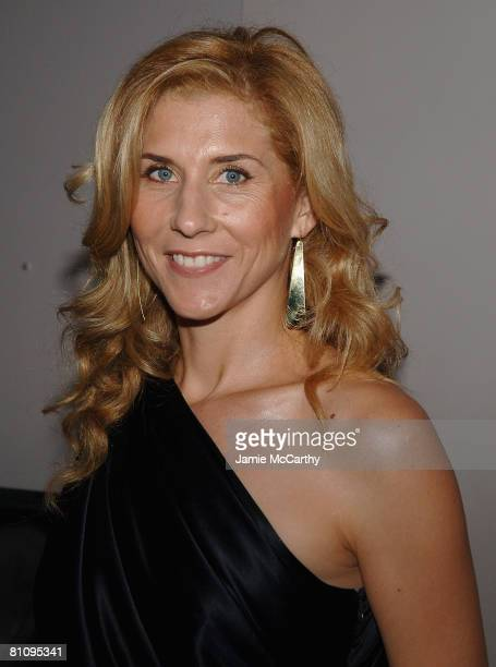 Monica Seles attends the Nina Ricci After Party For Met Ball Hosted By Olivier Theyskens and Lauren Santo Domingo at Philippe in New York on May...