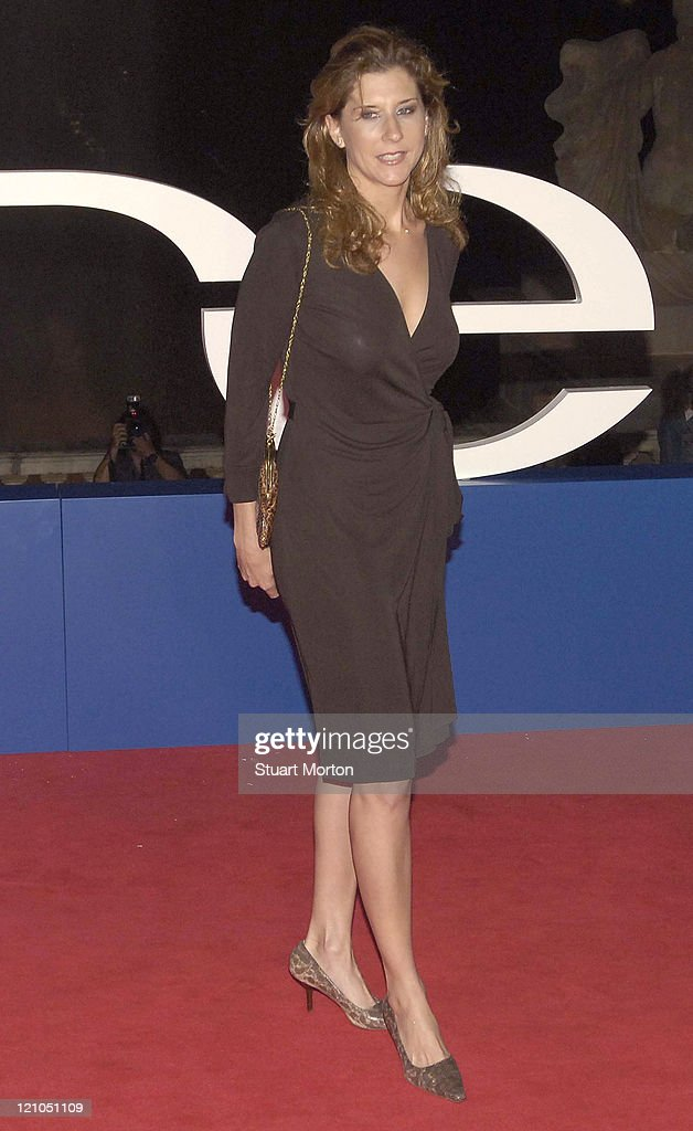 2006 Laureus Sports Awards - Welcome Party - Arrivals
