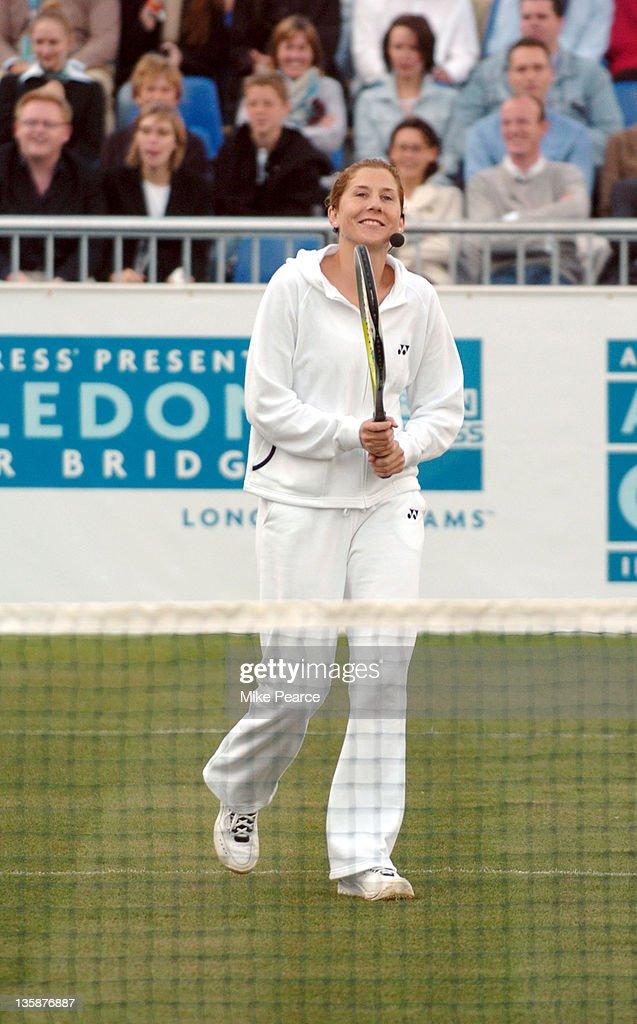 Wimbledon At Tower Bridge Pro Celebrity Tennis Night