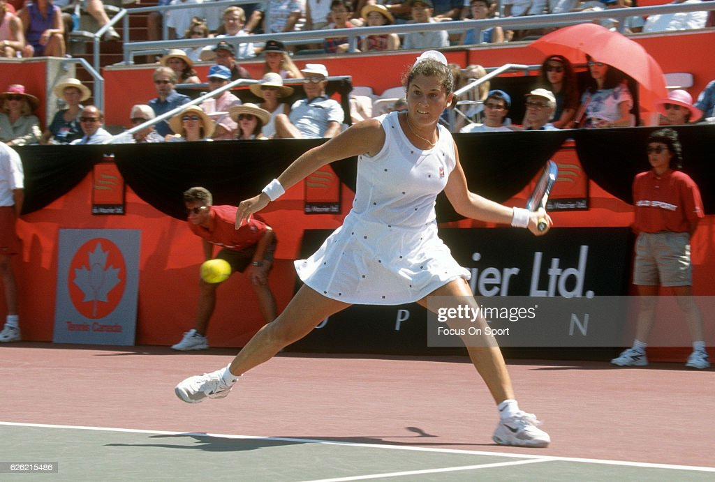 1995 Du Maurier Canadian Open : News Photo