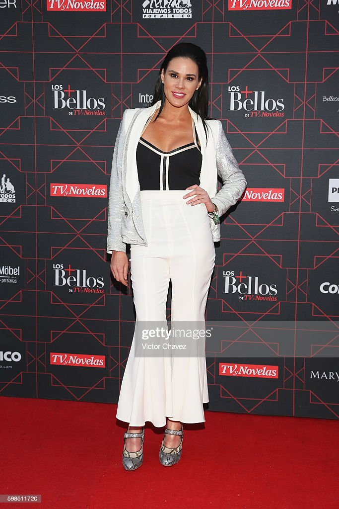 Los + Bellos de TvYNovelas 2016 : News Photo