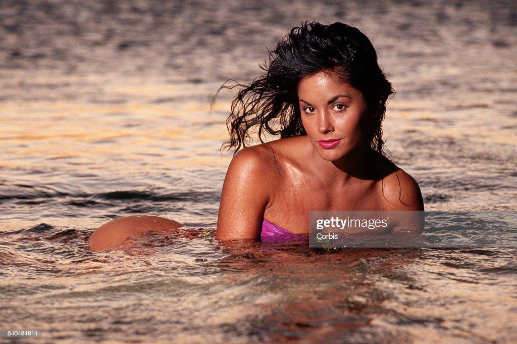 Hawaii sexy woman
