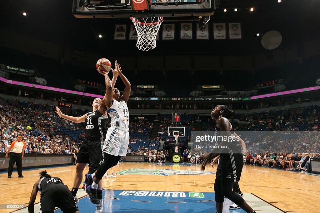 San Antonio Stars v Minnesota Lynx