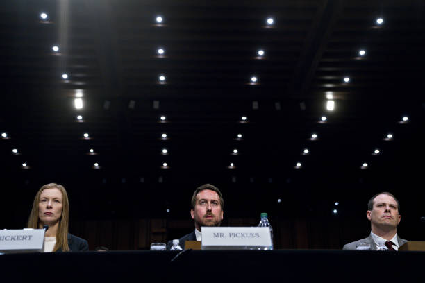 DC: Facebook, Google And Twitter Executives Testify On Proliferation Of Extremism Online