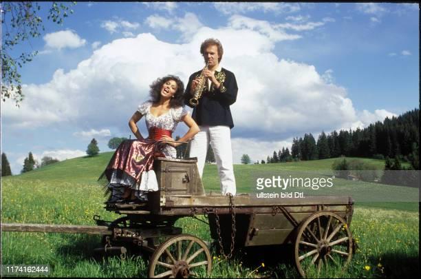 Monika Kaelin and Carlo Brunner 1987
