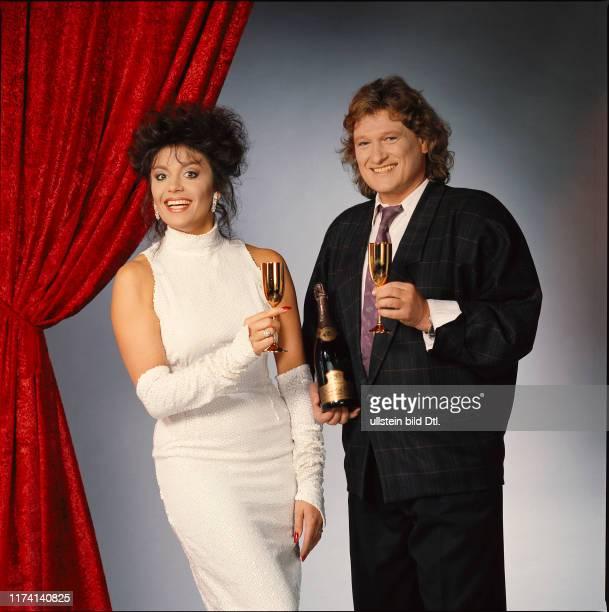 Monika Kaelin and Fritz Künzli 1989