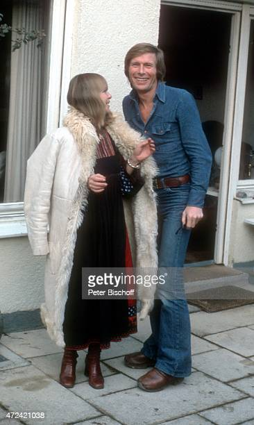 Monika Lundi Ehemann Horst Janson Homestory am in München Deutschland