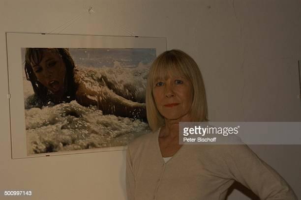 Monika Lundi Homestory Ferienhaus Hohenau Schauspielerin Promi PNr 888/2005 BB Foto P Bischoff/MMate/CD Veröffentlichung nur gegen Honorar und Beleg
