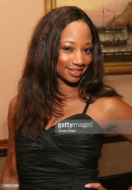 Monique Coleman at the Ritz Carlton in Pasadena California