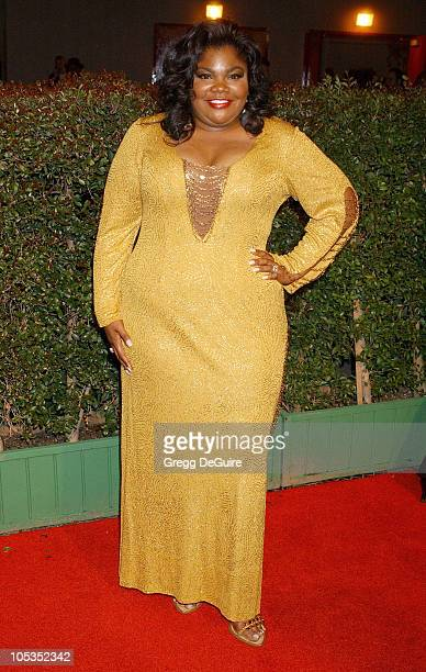 Mo'Nique during 35th NAACP Image Awards Arrivals at Universal Ampitheatre in Universal City California United States