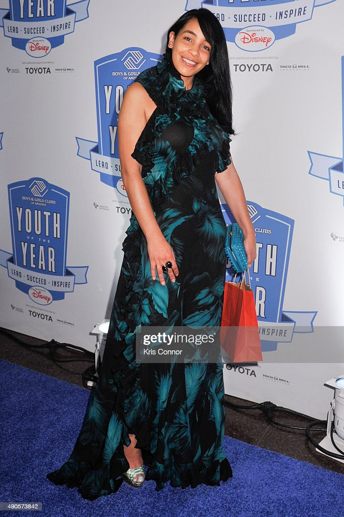 Monique Mosley attends the 2015 Boys and Girls Clubs of America National Youth of the Year celebration at the National Building Museum on September 29, 2015 in Washington, DC.