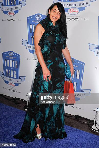 Monique Mosley attends the 2015 Boys and Girls Clubs of America National Youth of the Year celebration at the National Building Museum on September...