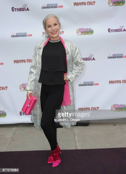 Monique Parent arrives for the 2018 Etheria Film Night held at the Egyptian Theatre on June 16 2018 in Hollywood California